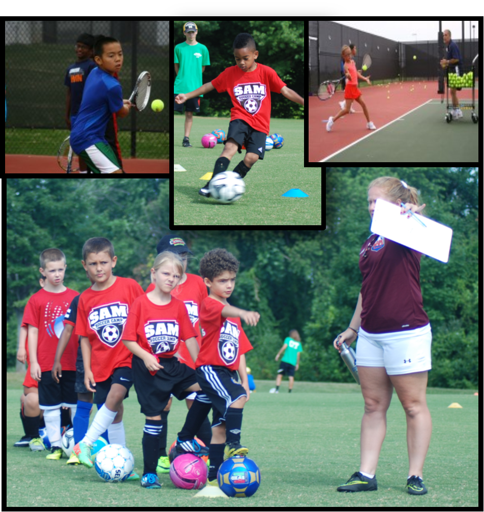 Soccer & Tennis Camp