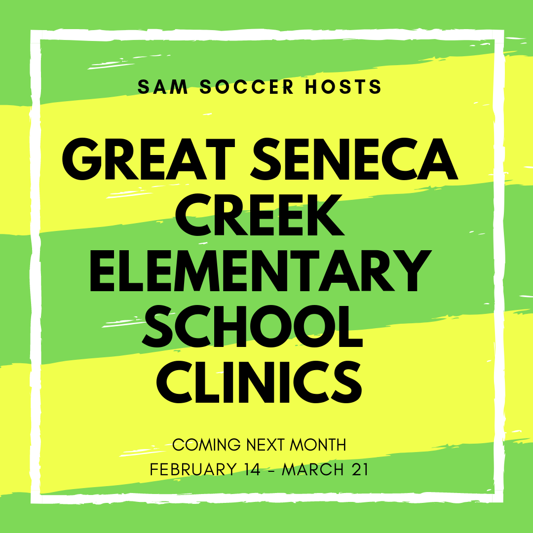 Great Seneca Elementary School Clinics